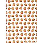 Burger & Fries Giftwrap