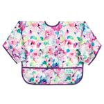 Hippychick Bumkins Sleeved Bib - Watercolour