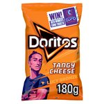 Doritos Tangy Cheese Tortilla Chips