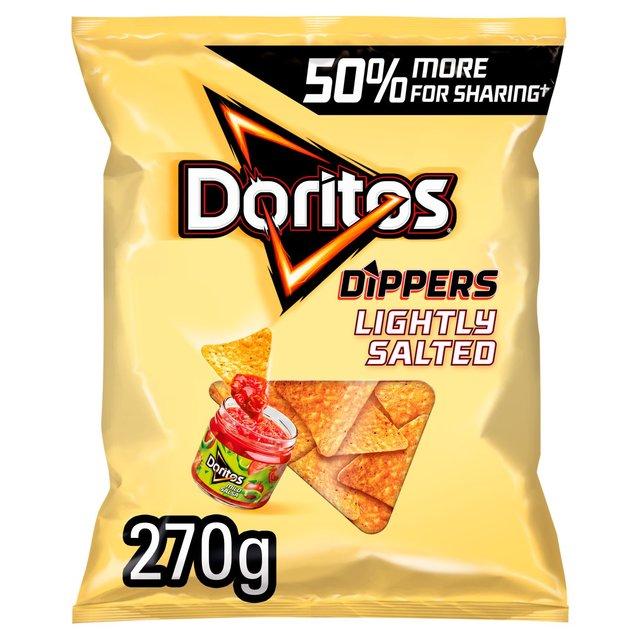 how to make doritos chips