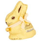 Lindt Gold Bunny White Chocolate