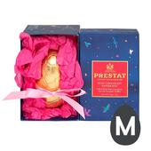 Prestat Ruby Easter Egg with Ruby Sea Salt Caramels