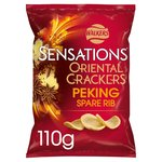 Sensations Peking Spare Rib Crackers