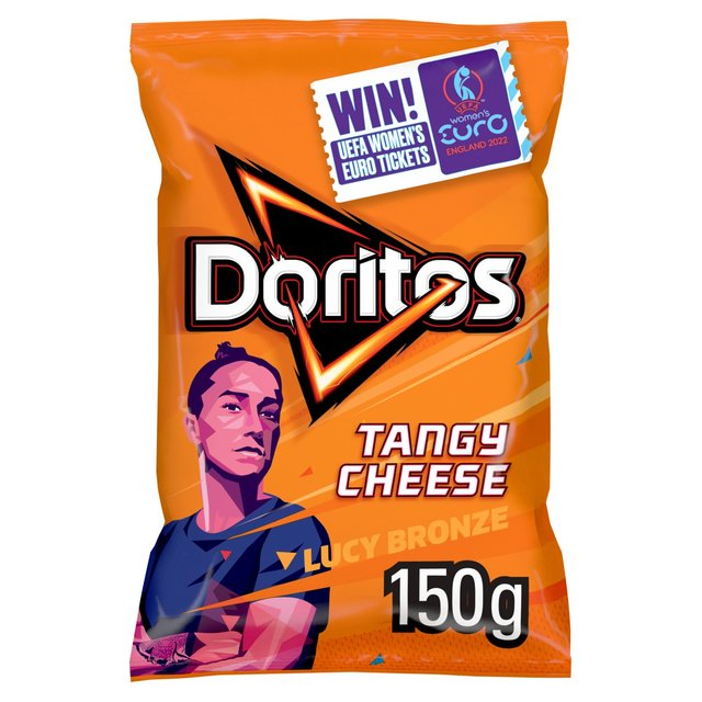 Ocado doritos tangy cheese 150g product information for What can i make with tortilla chips