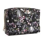 Danielle Creations Cosmetic Bag, A Night in the Garden