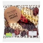 Waitrose Good To Go Apple & Grape Bag