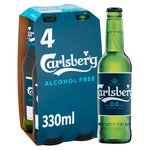 Carlsberg Alcohol Free Lager Beer