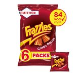 Smiths Frazzles Crispy Bacon Snacks 18g x