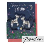 Paperchase Amazing Friend Birthday Card
