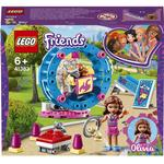 LEGO Friends Hamster Playground 41383