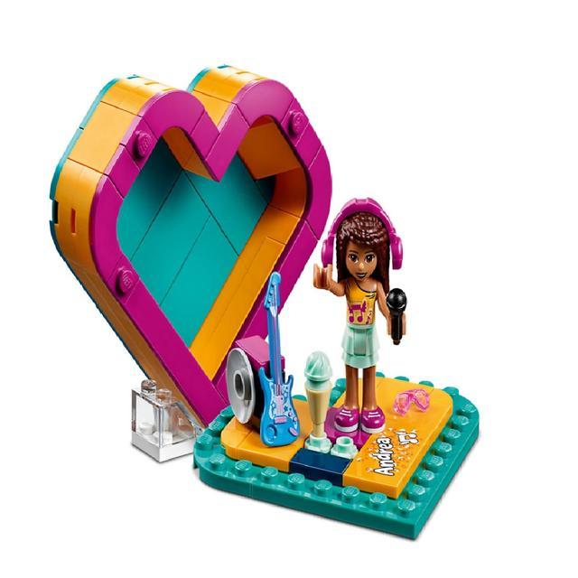 Lego Friends Heart Box 41354 From Ocado