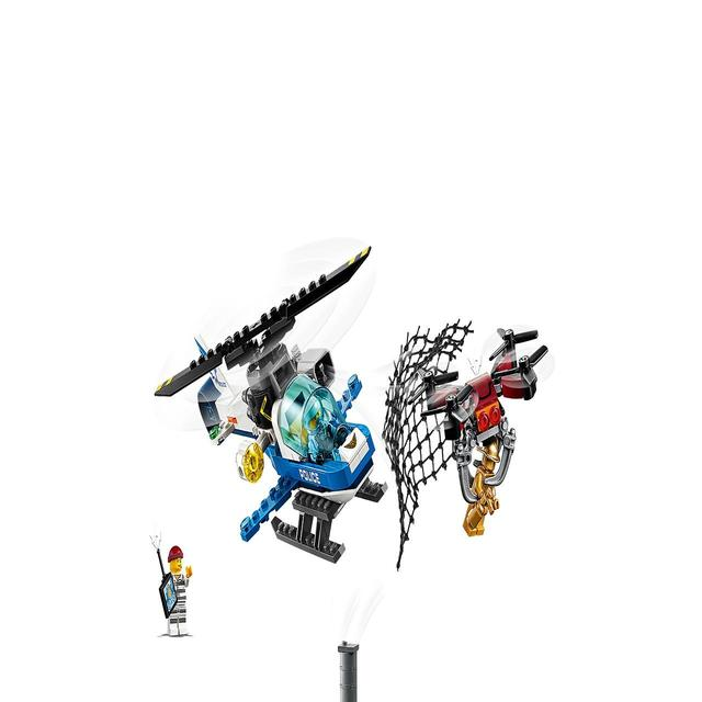 Lego City Sky Police Drone Chase 60207 From Ocado