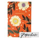 Paperchase A5 Botanical Address Book