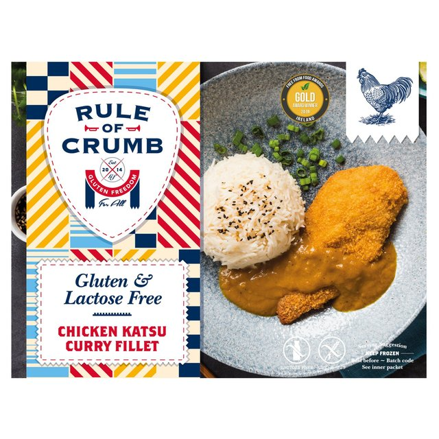 Rule Of Crumb Chicken Katsu Curry Escalopes Ocado