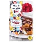 Rule of Crumb Chocolate Eclairs Gluten Free & Dairy Free