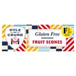 Rule of Crumb Fruit Scones Gluten Free