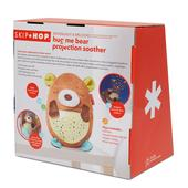 Skip Hop M&M Hug Me Projection Soother-Bear