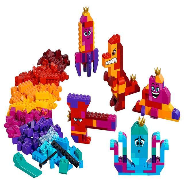 484d48cf85f LEGO Movie 2 Queen Watevras Build Whatever Box 70825 from Ocado