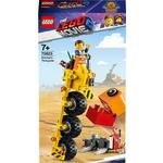 LEGO Movie 2 Emmets Thricycle 70824