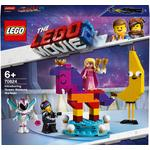 LEGO Movie 2 Introducing Queen Watevra Wa Nabi 70823