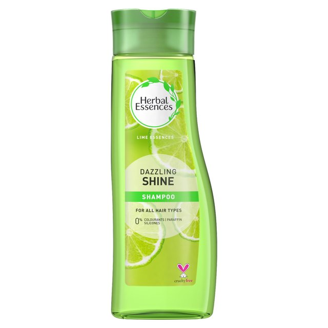 Herbal Essences Dazzling Shine Shampoo