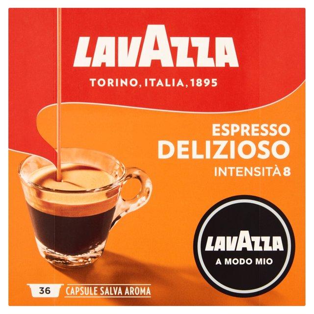 Lavazza A Modo Mio Delizioso Coffee Capsules Ocado