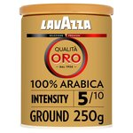 Lavazza Qualita Oro Ground Coffee Tin