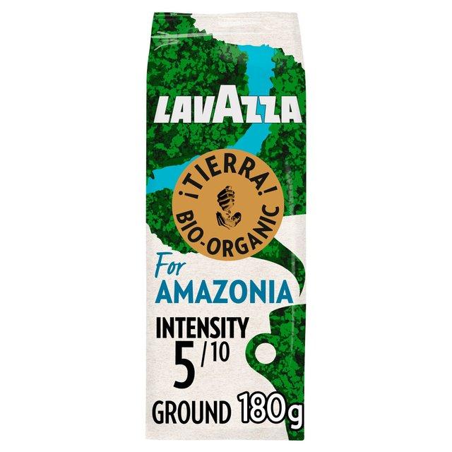 Lavazza Tierra Peru Ground Coffee Ocado