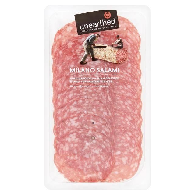 Unearthed Milano Salami