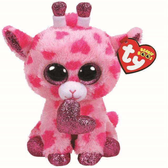 c1136bb82cf Ty Sweetums Giraffe Beanie Boo from Ocado