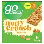 Go Ahead! Nutty Crunch Peanut Bar