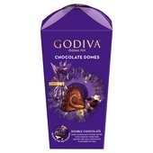 Godiva Domes Double Chocolate