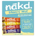 Nakd Fancy Mix Multipack