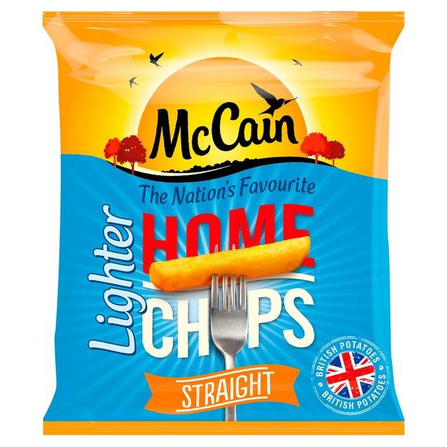 Mccain Home Chips Lighter Ocado