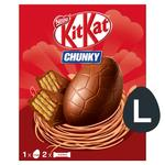 Nestle KitKat Chunky Large Easter Egg