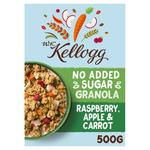 Kellogg's WK Kellogg No Added Sugar Carrot, Raspberry & Apple Granola