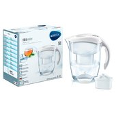 Brita Elemaris Meter XL Jug 3.5L, Cool White