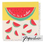 Paperchase One In A Melon Birthday Card