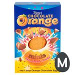 Terry's Milk Chocolate Orange Easter Egg with Popping Candy