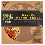 One Planet Pizza Vegan Funghi Feast Pizza