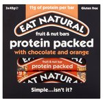 Eat Natural Chocolate Orange Protein Multipack