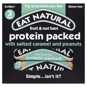 Eat Natural Salted Caramel Protein Multipack