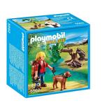 Playmobil 5562 Beavers with Backpacker