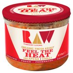 Raw Organic Fresh Kraut Feel the Heat Jalapeno & Chilli
