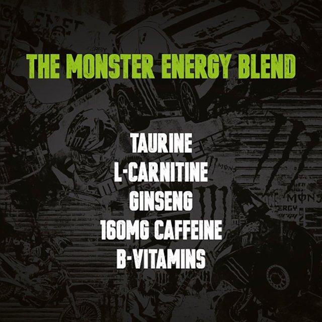 monster energy 500ml from ocado
