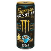 Monster Energy Vanilla Espresso