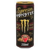 Monster Energy Espresso & Milk