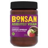 Bonsan Organic Vegan Plain Choco Spread