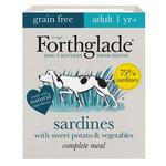 Forthglade Grain Free Adult Sardines with Sweet Potato & Veg Wet Dog Food