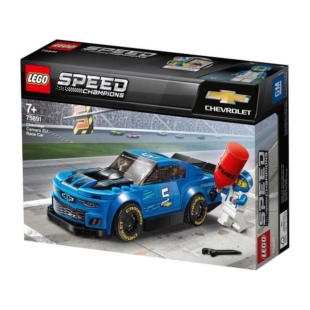 Lego Speed Champions Chevrolet Camaro 75891 From Ocado